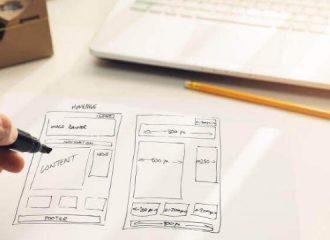 Start Designing A Website