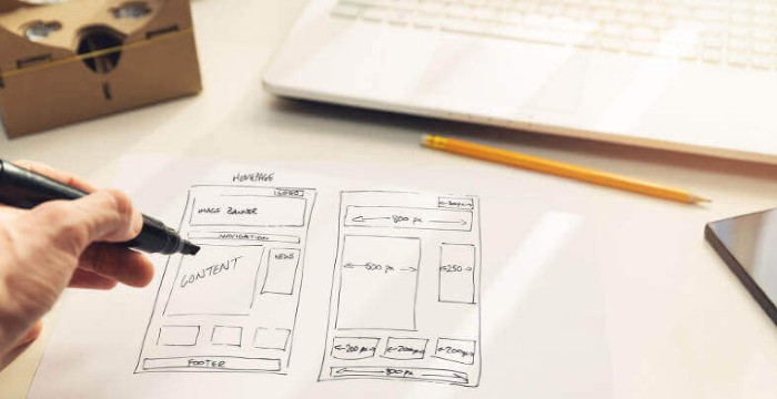 Start Designing A Website